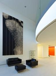 Bundesschulzentrum Ried - foyer