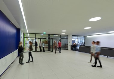 Bundesschulzentrum Ried - multi-purpose hall