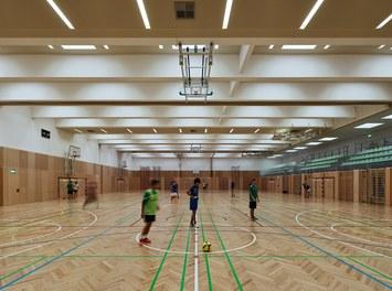 Bundesschulzentrum Ried - gymnasium