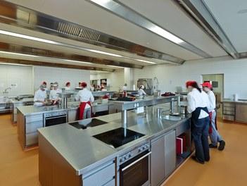 Bundesschulzentrum Ried - kitchen
