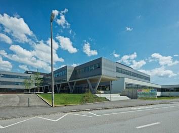 Bundesschulzentrum Ried - general view