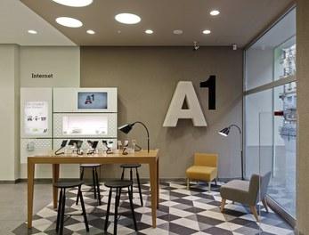 A1 Shop Mariahilferstrasse - shop