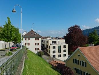 Housing Estate Thalbachgasse - urban-planning context