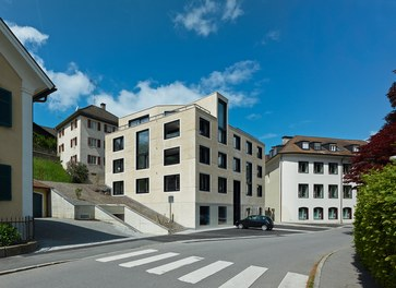 Housing Estate Thalbachgasse - general view