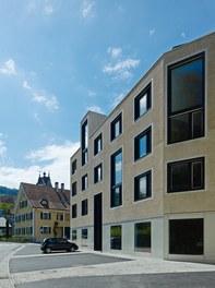 Housing Estate Thalbachgasse - north facade