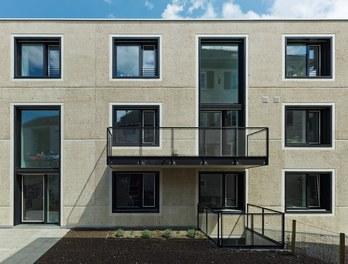 Housing Estate Thalbachgasse - south facade
