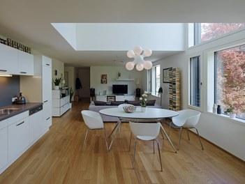 Housing Estate Thalbachgasse - living-dining room