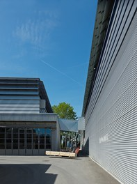 Collini Production Hall - view from north
