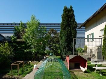 Collini Production Hall - urban-planning context