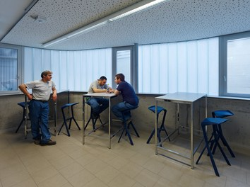 Collini Production Hall - recreation room