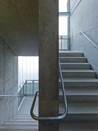 Collini Production Hall - staircase