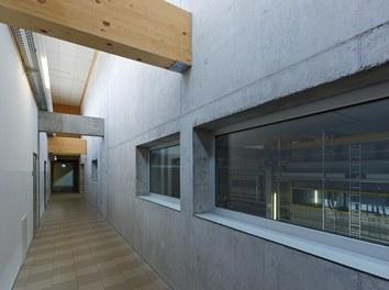 Collini Production Hall - corridor
