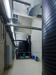 Collini Production Hall - tank space