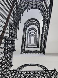 Motel One Staatsoper - staircase