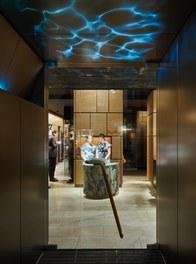 Restaurant Shiki - entrance