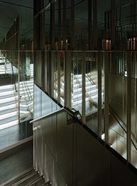 Restaurant Shiki - staircase