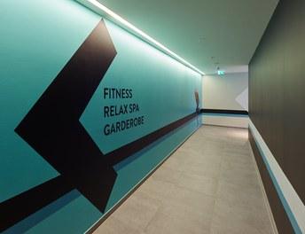 MFitness - corridor