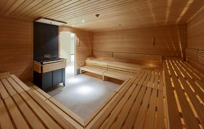 MFitness - sauna