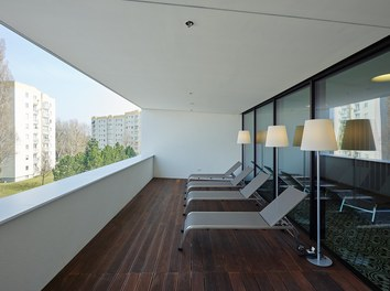 MFitness - terrace