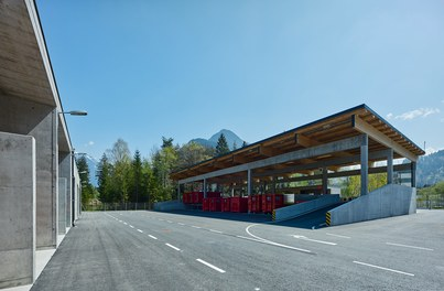 Altstoffsammelzentrum Bludenz - general view