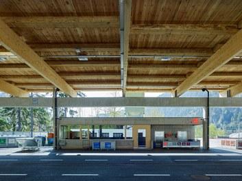 Altstoffsammelzentrum Bludenz - office