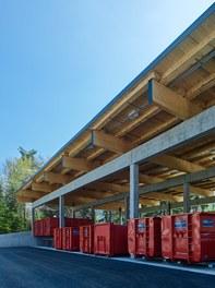 Altstoffsammelzentrum Bludenz - deposit