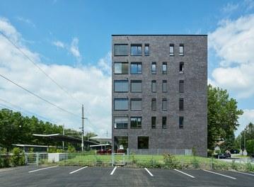Marina Lochau - south facade