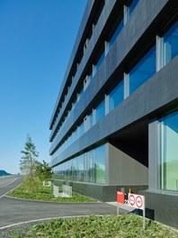 Hilti Innovation Center - west facade