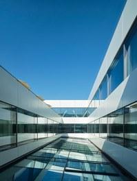 Hilti Innovation Center - atrium