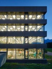 Hilti Innovation Center - nightshot