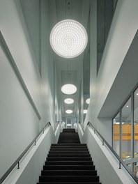 Hilti Innovation Center - staircase