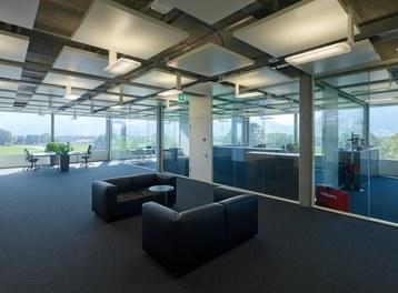 Hilti Innovation Center - meeting space
