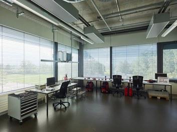 Hilti Innovation Center - lab