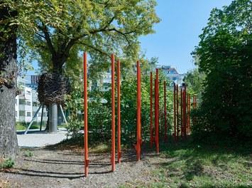 Viktor-Frankl-Park - stilts