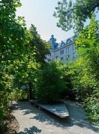Viktor-Frankl-Park - outdoor lounge