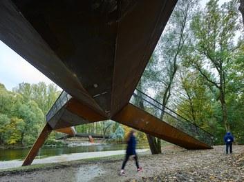 Isarsteg Nord - autumn shooting
