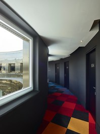 Stafa Tower - corridor