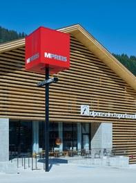 M Preis + Apartment House - M Preis
