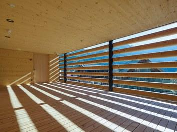 M Preis + Apartment House - terrace