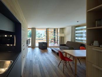 M Preis + Apartment House - appartment