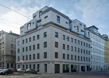 Housing Estate Schönbrunnerstrasse - general view