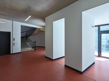 Housing Estate Schönbrunnerstrasse - foyer