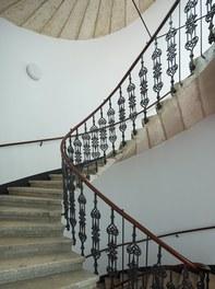 Housing Estate Schönbrunnerstrasse - staircase