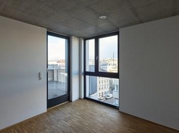 Housing Estate Schönbrunnerstrasse - bedroom