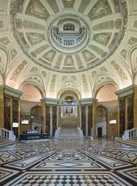 Naturhistorisches Museum Wien; renovation - foyer