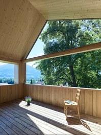 Residence B - terrace