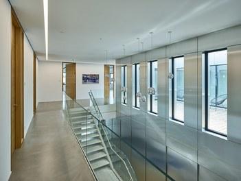 Headquarter Kugelfink - staircase