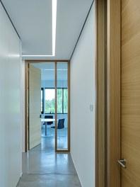 Headquarter Kugelfink - corridor