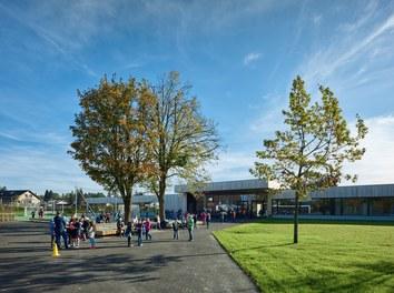 Primary School Höchst - approach