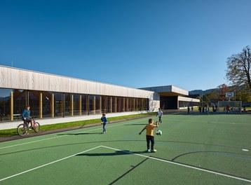 Primary School Höchst - sports field